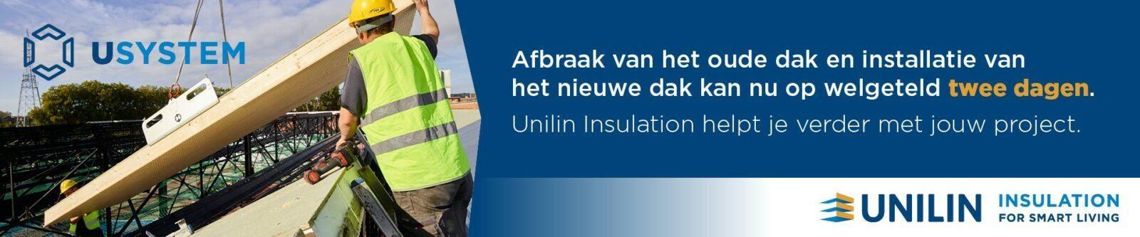 Banner pagina dakwerkers - renovate your roof