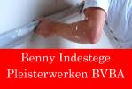 Logo Benny Indestege Pleisterwerken